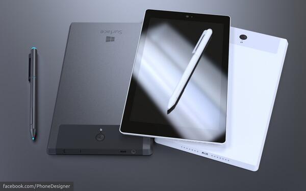Surface手机可能没死 手写笔专利曝光