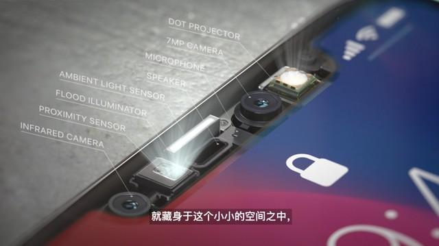 iPhoneX刘海的秘密 竟和天猫有关系