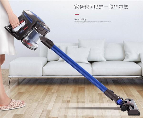 有扫地机器人就够了吗?手持吸尘器是好搭档