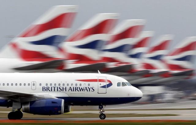 英国航空公司建立空中最快WIFI