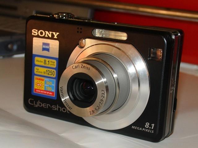 青春记忆 你的第一台数码相机是什么?