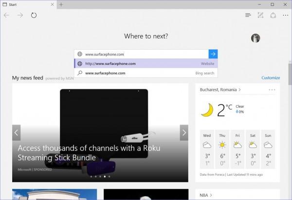微软要干啥?SurfacePhone.com已收入囊中