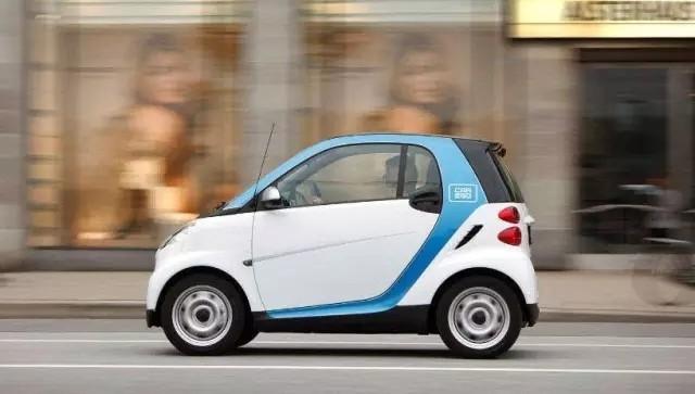 1块8就能开走奔驰!共享汽车比打车更便宜