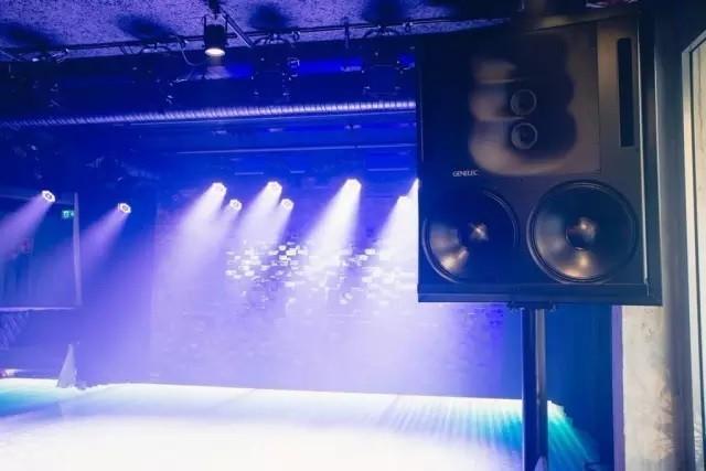 67只真力音箱+可变混响系统的G Livelab