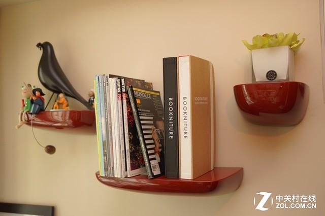 图书摇身一变!竟能成为多用途家具
