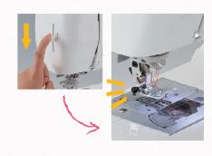 Brother卡通电脑绣花缝纫一体机NV985D焕新上市