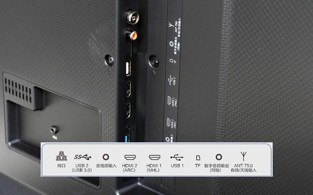 65吋曲面电视做显示器:海信led65ec780uc评测