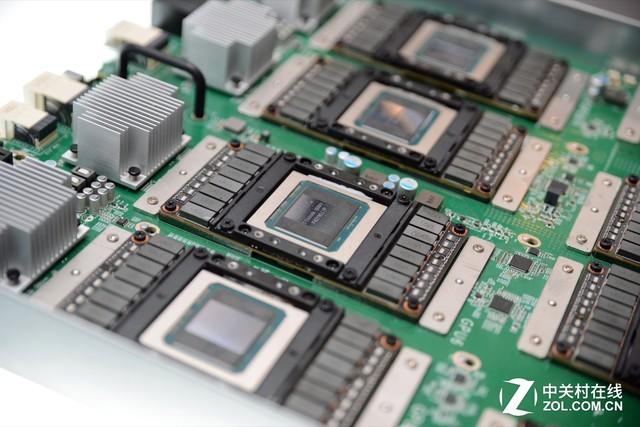 NVIDIA与服务器制造商合作推进AI云计算