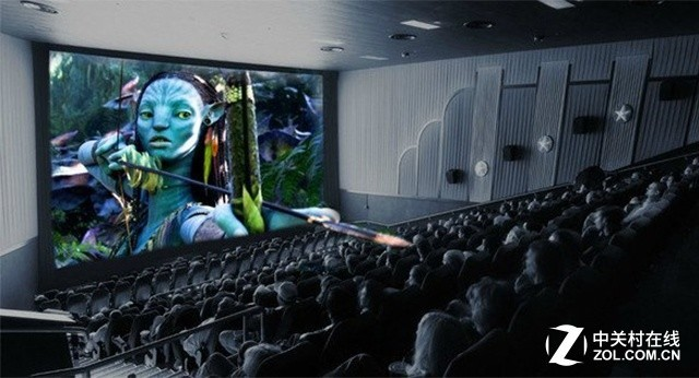 裸眼3D+激光全息!卡梅隆能否再次改变世界
