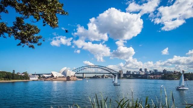 乐动海洋之城 佳能SX60 HS悉尼蓝色之旅