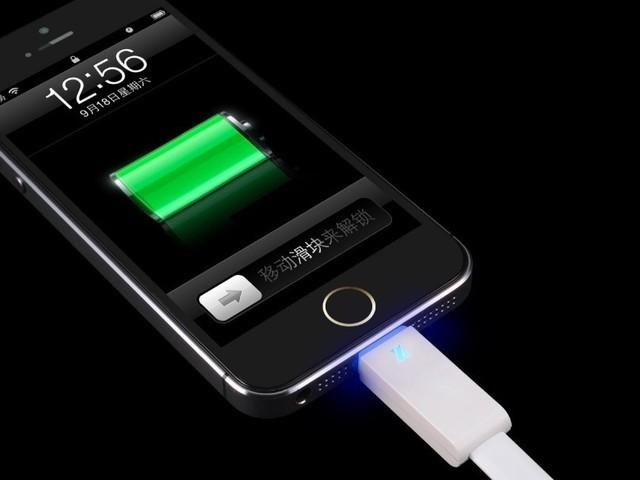 再也不必担心没电!无电池手机告别一天一充