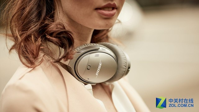 内置谷歌助手 BOSE发布QC35 Ⅱ降噪耳机