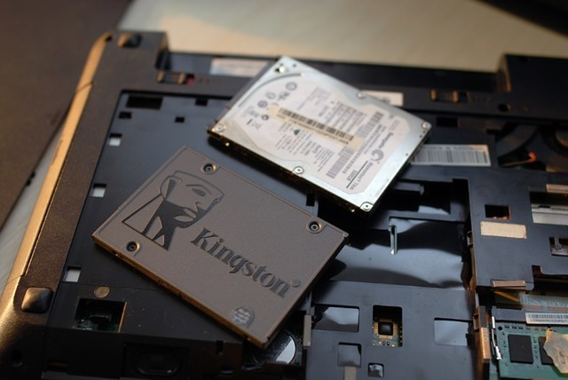 金士顿A400 SSD复活体验