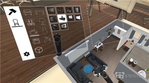 自己设计房子!VR工具TrueScale上线