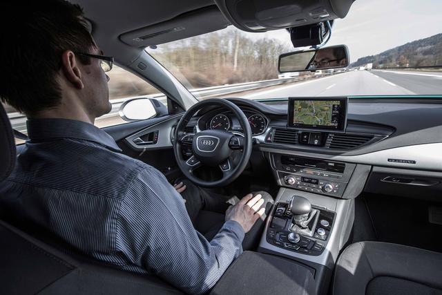 推智能交通 发改委力挺无人驾驶汽车