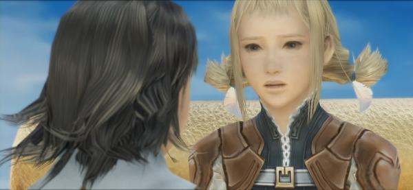 《最终幻想12》重制曝光最新截图没差?