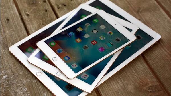 非只有10.5吋 传苹果神祕测试4款iPad Pro