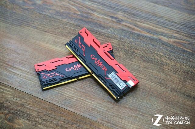 酷炫灯条!影驰DDR4-2133 4GB仅售259元