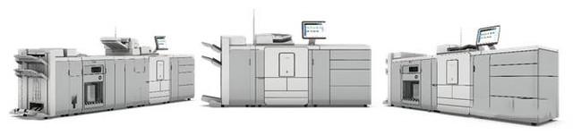 佳能推出全新第三代黑白数码印刷系统