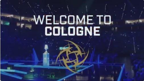 NiP战队受邀参加ESL ONE科隆站赛事