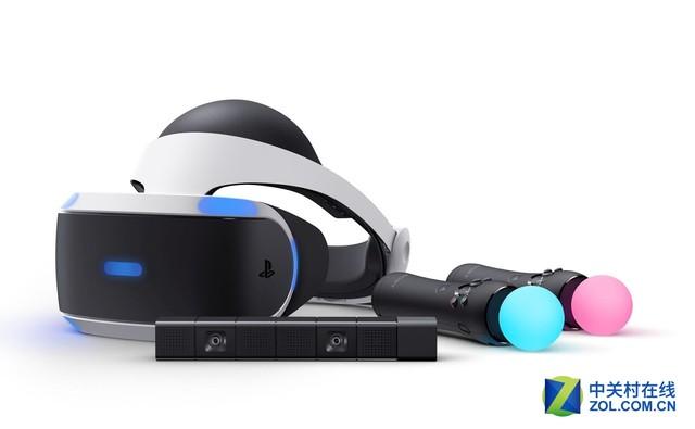 本体售价399美元 索尼PSVR正式推出