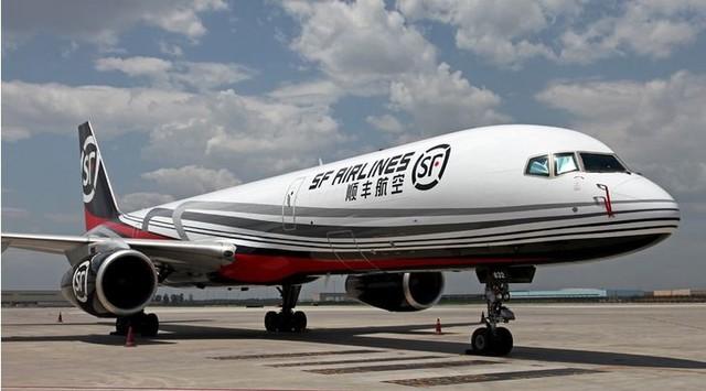 顺丰又买飞机 全货机数量增长至39架