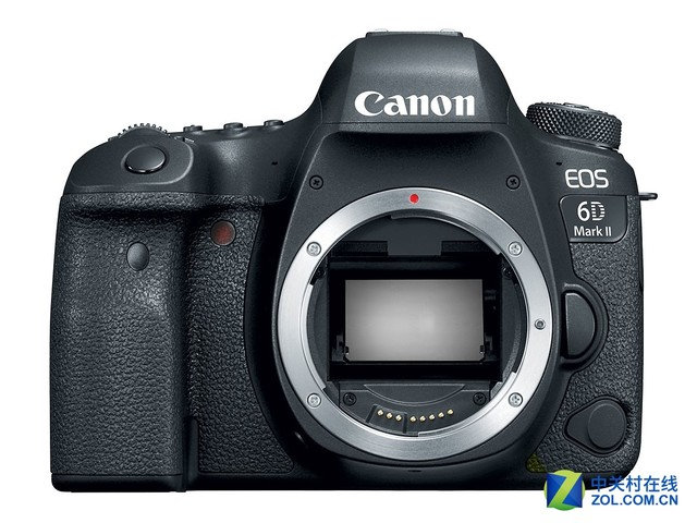 入门全幅新贵 佳能正式发布EOS 6D II