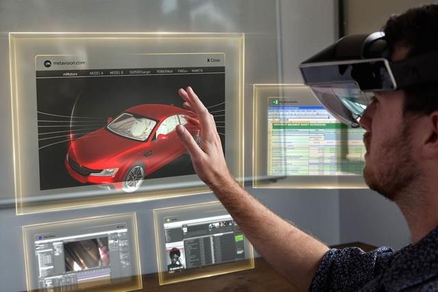 """""""R""""技术间的博弈 AR受热捧VR要坐冷板凳?"""
