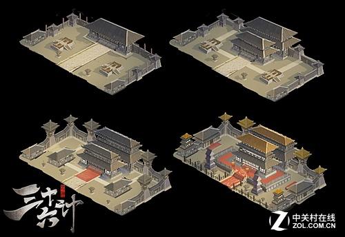 《三十六计》新版本 全新封地建筑曝光