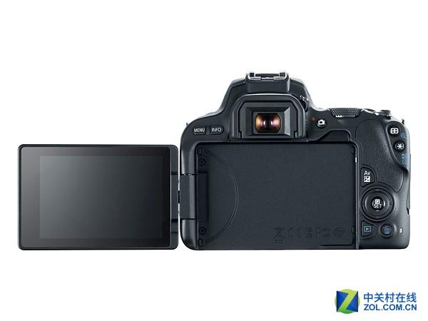 延续超小单反造型 佳能EOS 200D正式发布