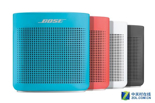 萌宠造型+高音质 BOSE发布多款蓝牙新品