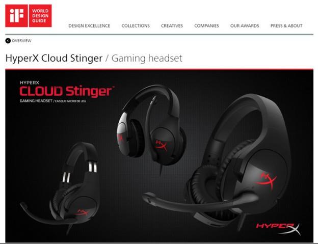 HyperX耳机开卖三年 销量突破两百万支
