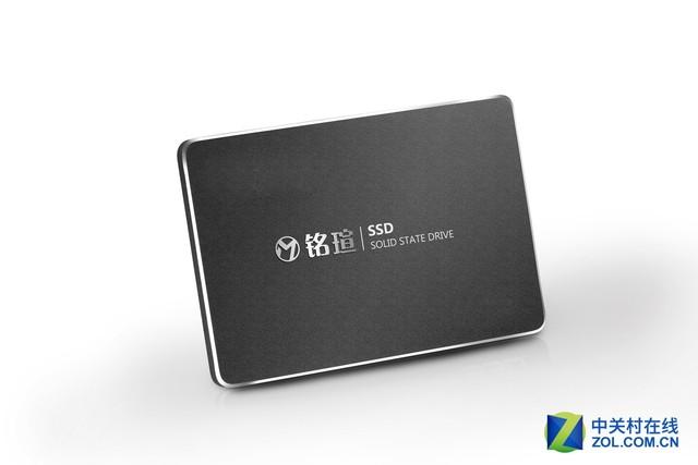写入狂飙370 铭瑄MS120GBA6固态热卖