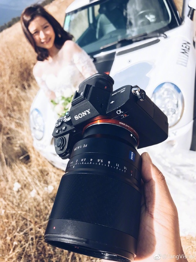 专访Tang Vision:索尼微单带来的婚礼拍摄革命