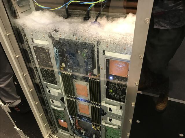 台北电脑展上烧开水的主机是怎么回事?