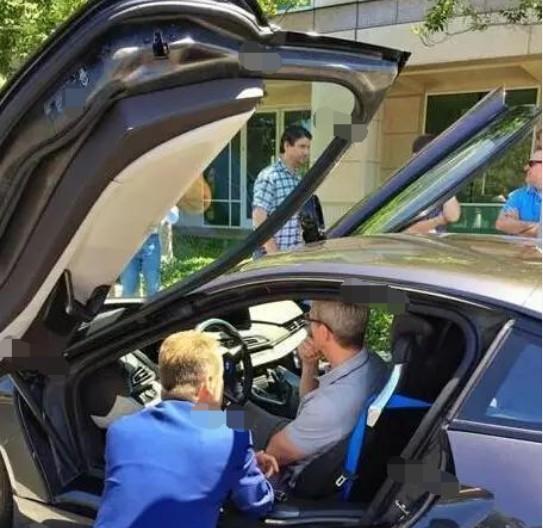 好汽车苹果造 已证实获得加州测试许可