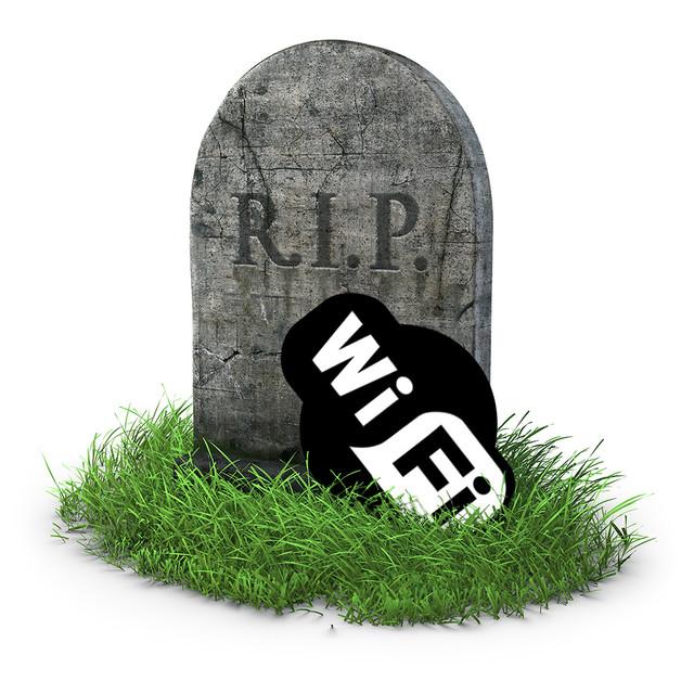 5G空降来临 距离WIFI退出历史舞台 不远了