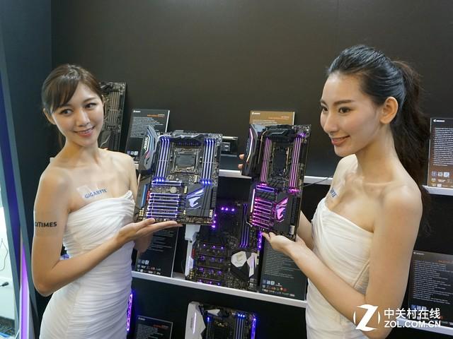 目标轻量型VR 技嘉COMPUTEX展台速览