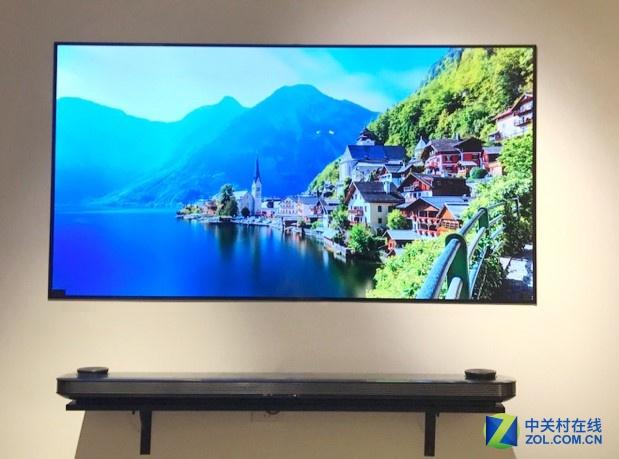 全球最薄电视  LG SIGNATURE OLED W7首测