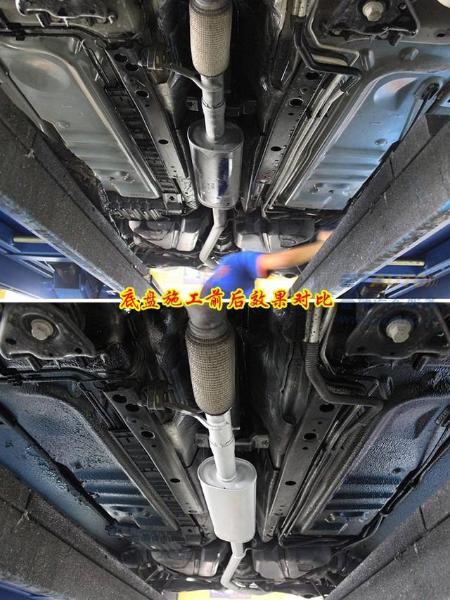 三伏的高温湿热天气 汽车底盘怎么养护?