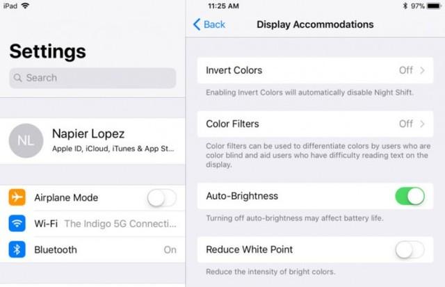 iOS 11将取消手动调节屏幕亮度功能?