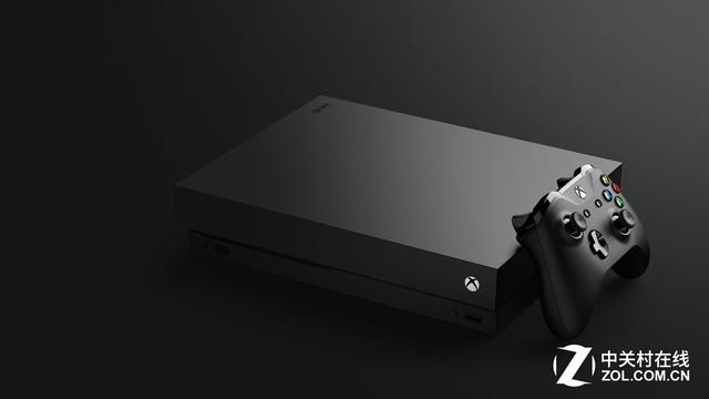 3999元 国行Xbox One X标准版明日发售