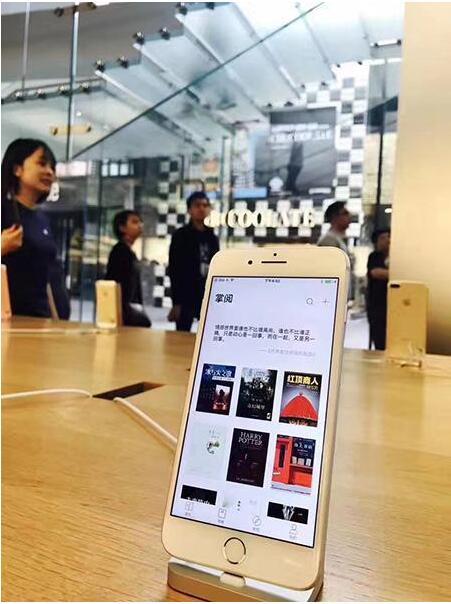 入选苹果官方店样机展示APP 这家公司最近有点忙
