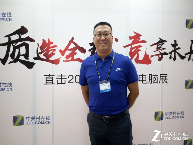 立足国际进军高端 专访鑫谷总经理李乔