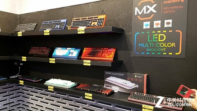 Computex2017:i-Rocks外设惊艳台北