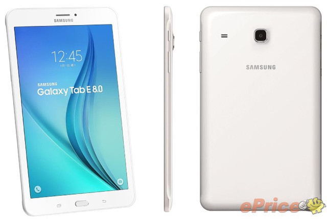 ������Galaxy Tab E 8.0ƽ�� ֧��4G