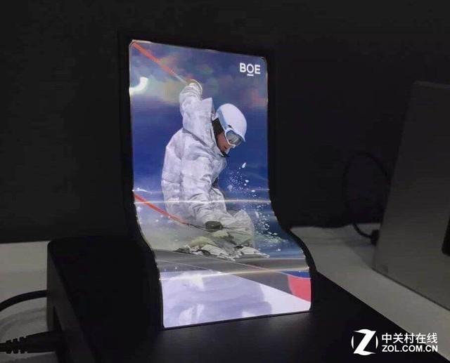 谈BOE柔性屏:虽解日韩围城之势 产品落实较难
