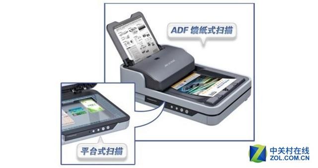 行业用户按需扫描精选 高效扫描仪推荐
