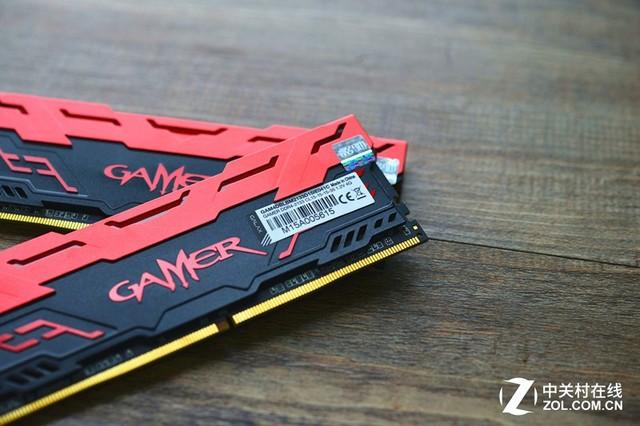 高兼容优选 影驰GAMER DDR4-2400 8GB促