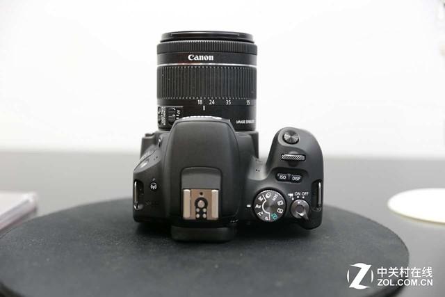 佳能EOS 200D单反相机-终于等到你 佳能6D II 200D现场体验